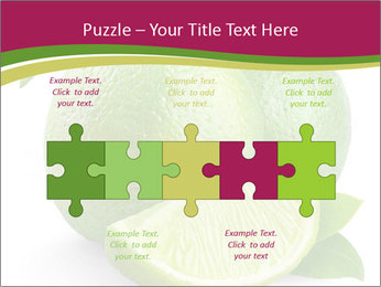 Green Juicyy Lime PowerPoint Templates - Slide 41