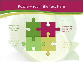 Green Juicyy Lime PowerPoint Templates - Slide 43