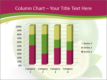 Green Juicyy Lime PowerPoint Template - Slide 50