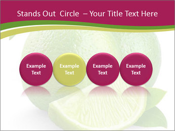 Green Juicyy Lime PowerPoint Template - Slide 76
