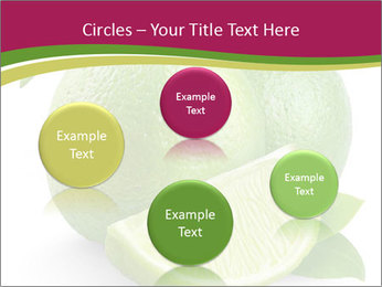 Green Juicyy Lime PowerPoint Templates - Slide 77
