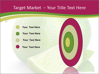 Green Juicyy Lime PowerPoint Template - Slide 84