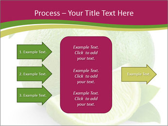 Green Juicyy Lime PowerPoint Template - Slide 85