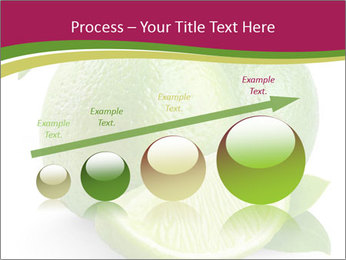Green Juicyy Lime PowerPoint Template - Slide 87