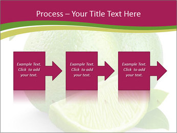 Green Juicyy Lime PowerPoint Template - Slide 88