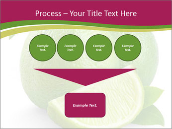 Green Juicyy Lime PowerPoint Template - Slide 93