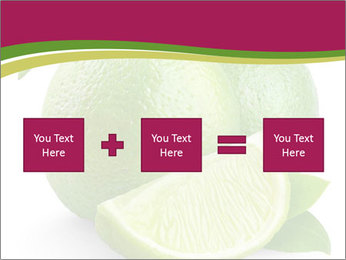 Green Juicyy Lime PowerPoint Template - Slide 95