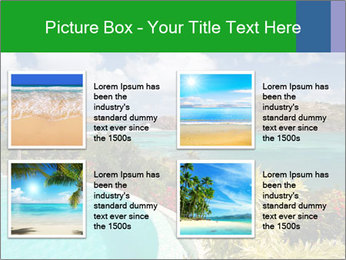 Paradise - PowerPoint Template - Slide 14