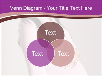 Beautiful pregnant woman PowerPoint Templates - Slide 33
