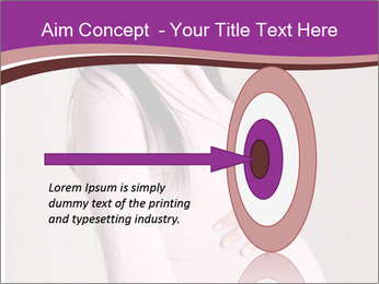 Beautiful pregnant woman PowerPoint Templates - Slide 83