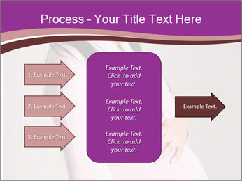 Beautiful pregnant woman PowerPoint Templates - Slide 85