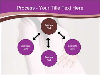 Beautiful pregnant woman PowerPoint Templates - Slide 91