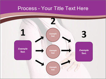 Beautiful pregnant woman PowerPoint Templates - Slide 92