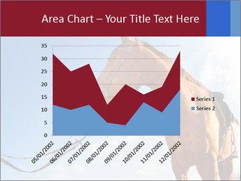 Saddled Horse PowerPoint Template - Slide 53
