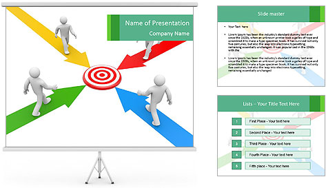 Сompetition PowerPoint Template