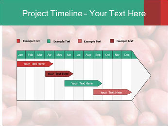 Red potatoes PowerPoint Template - Slide 25