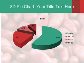 Red potatoes PowerPoint Template - Slide 35