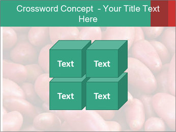 Red potatoes PowerPoint Template - Slide 39