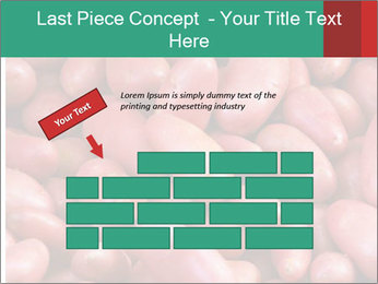 Red potatoes PowerPoint Template - Slide 46