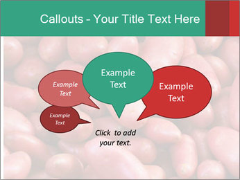 Red potatoes PowerPoint Template - Slide 73