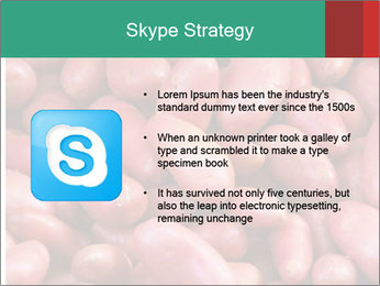 Red potatoes PowerPoint Template - Slide 8