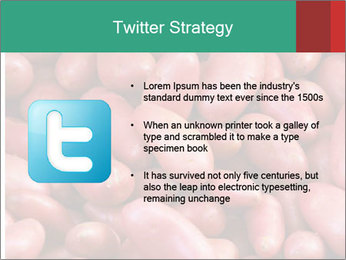 Red potatoes PowerPoint Template - Slide 9