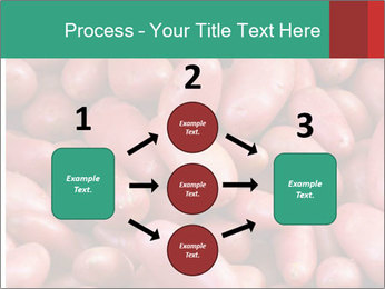 Red potatoes PowerPoint Template - Slide 92