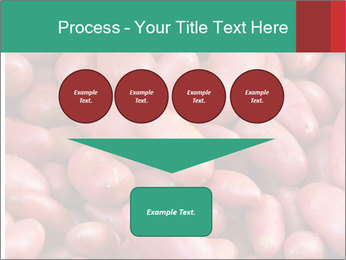 Red potatoes PowerPoint Template - Slide 93