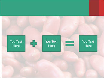 Red potatoes PowerPoint Template - Slide 95