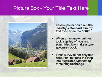 Switzerland PowerPoint Template - Slide 13