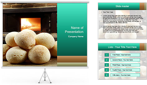 Bread PowerPoint Template