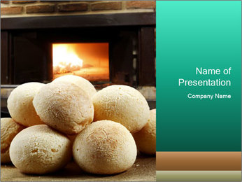 Bread PowerPoint Templates - Slide 1
