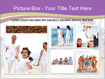 Cricket on beach PowerPoint Templates - Slide 19