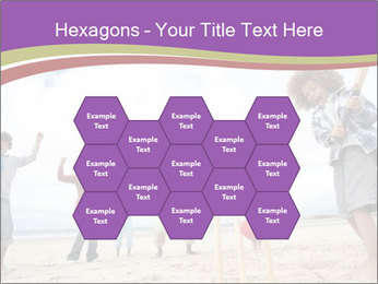 Cricket on beach PowerPoint Templates - Slide 44
