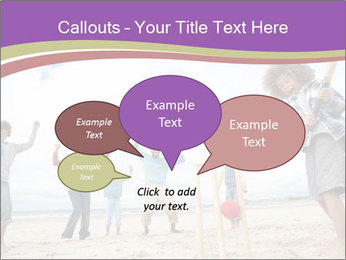 Cricket on beach PowerPoint Templates - Slide 73