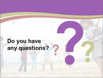 Cricket on beach PowerPoint Templates - Slide 96