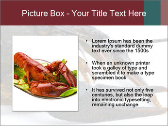 Crayfish PowerPoint Templates - Slide 13