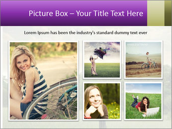 Open arms PowerPoint Template - Slide 19