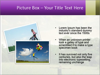 Open arms PowerPoint Template - Slide 20