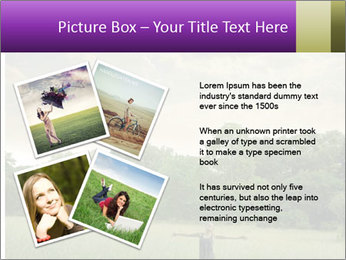 Open arms PowerPoint Template - Slide 23