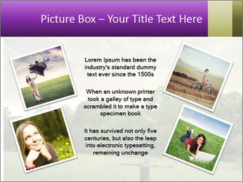 Open arms PowerPoint Template - Slide 24