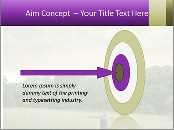 Open arms PowerPoint Template - Slide 83