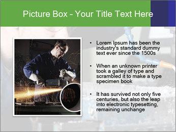 In workshop. PowerPoint Template - Slide 13