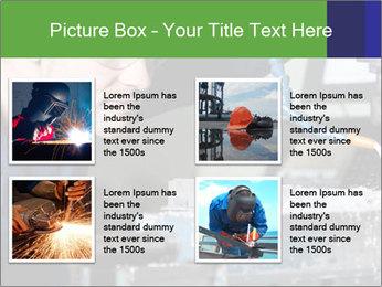 In workshop. PowerPoint Template - Slide 14