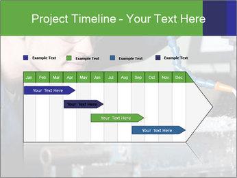 In workshop. PowerPoint Template - Slide 25