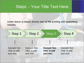 In workshop. PowerPoint Template - Slide 4