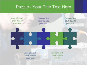 In workshop. PowerPoint Template - Slide 41