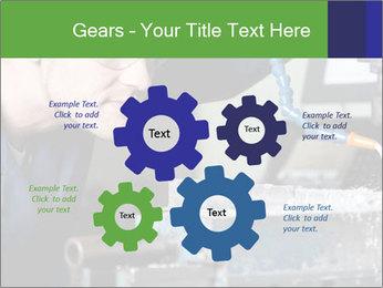 In workshop. PowerPoint Template - Slide 47