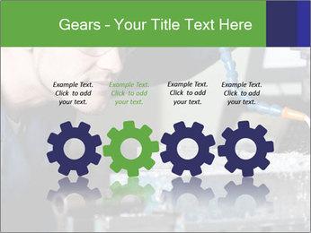 In workshop. PowerPoint Template - Slide 48
