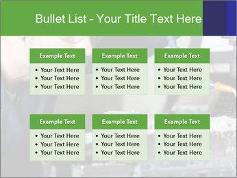 In workshop. PowerPoint Template - Slide 56